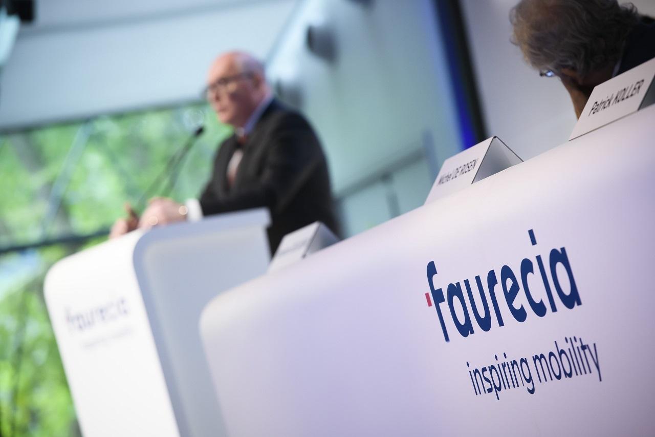 Faurecia va alimenter ses usines avec des panneaux solaires