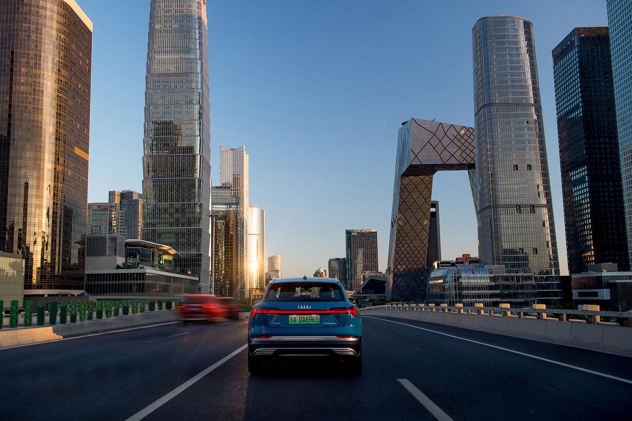 Les ventes de voitures neuves se tassent en Chine en mai