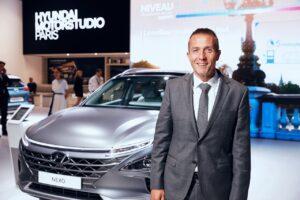 Lionel French Keogh devient président de Hyundai Motor France