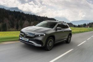Mercedes EQA 250 : électrification réussie