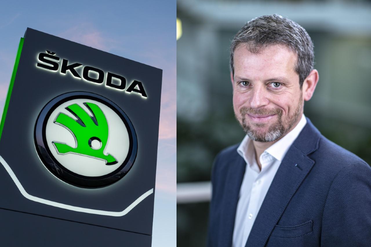 Antoine Weil prend la direction marketing de Skoda France