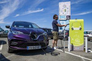 Renault Mobilize : des batteries recyclées et des voitures spécifiques