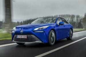 Toyota Mirai : une vitrine technologique