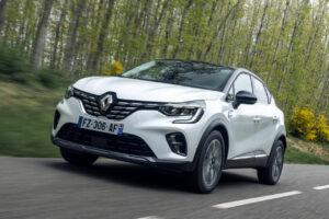 Renault Captur E-Tech : hybride sans recharge