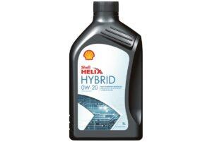 Shell à l'heure de l'hybride