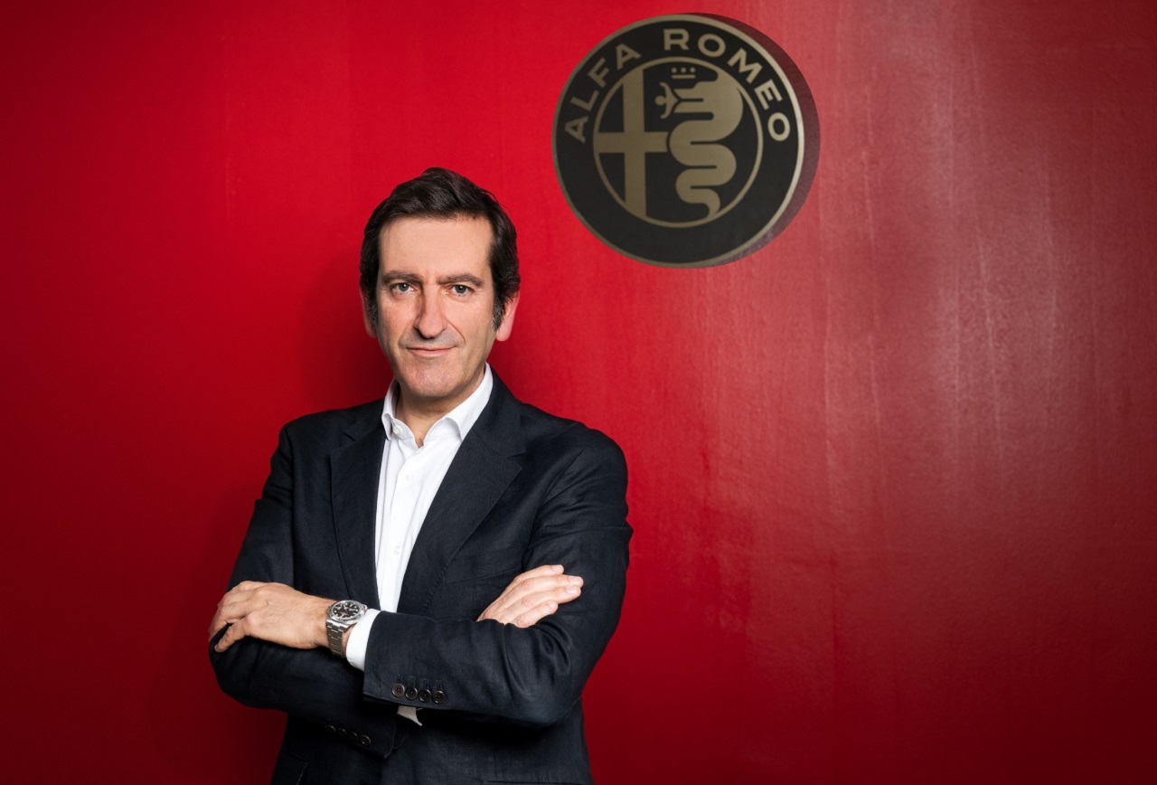 Alejandro Mesonero-Romanos va dessiner les futures Alfa Romeo