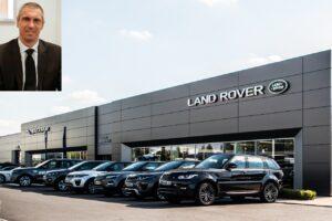 Philippe Dugardin reprend la présidence du groupement Jaguar Land Rover
