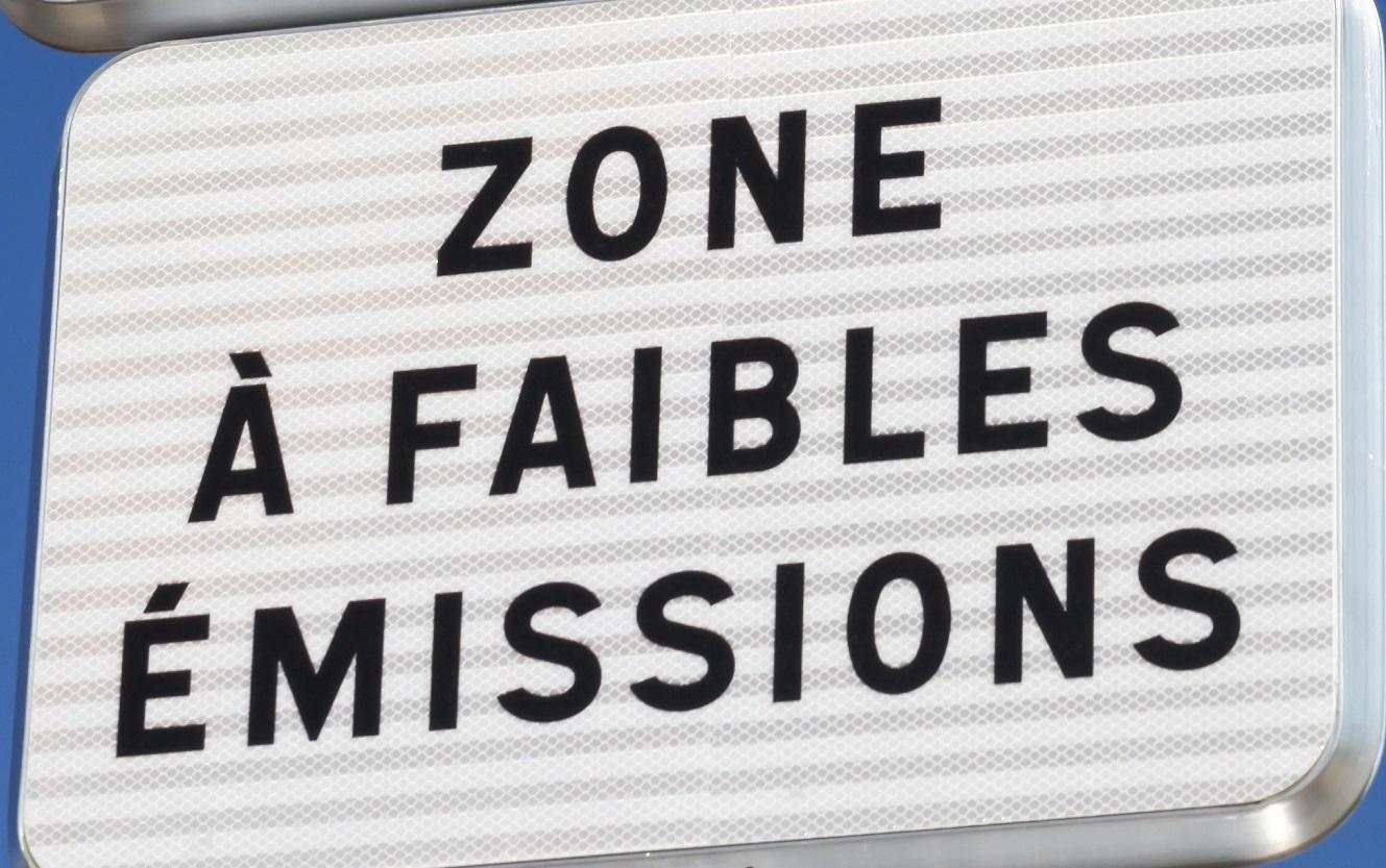 Le Sénat se prononce pour une mise en place des ZFE en 2030 et non en 2025