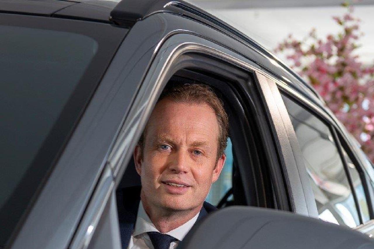 Frank Krol devient président de Mitsubishi Europe