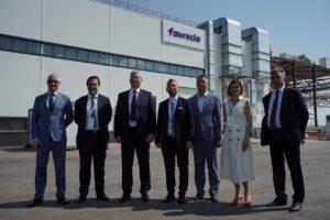 Faurecia ouvre un nouveau site en Russie
