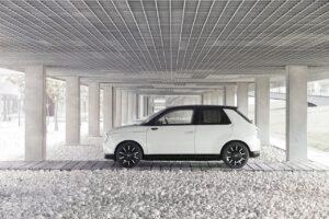 Honda électrise à nouveau le catalogue de Sixt