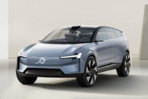 En bonne santé, Volvo ne manque pas d'ambition électrique