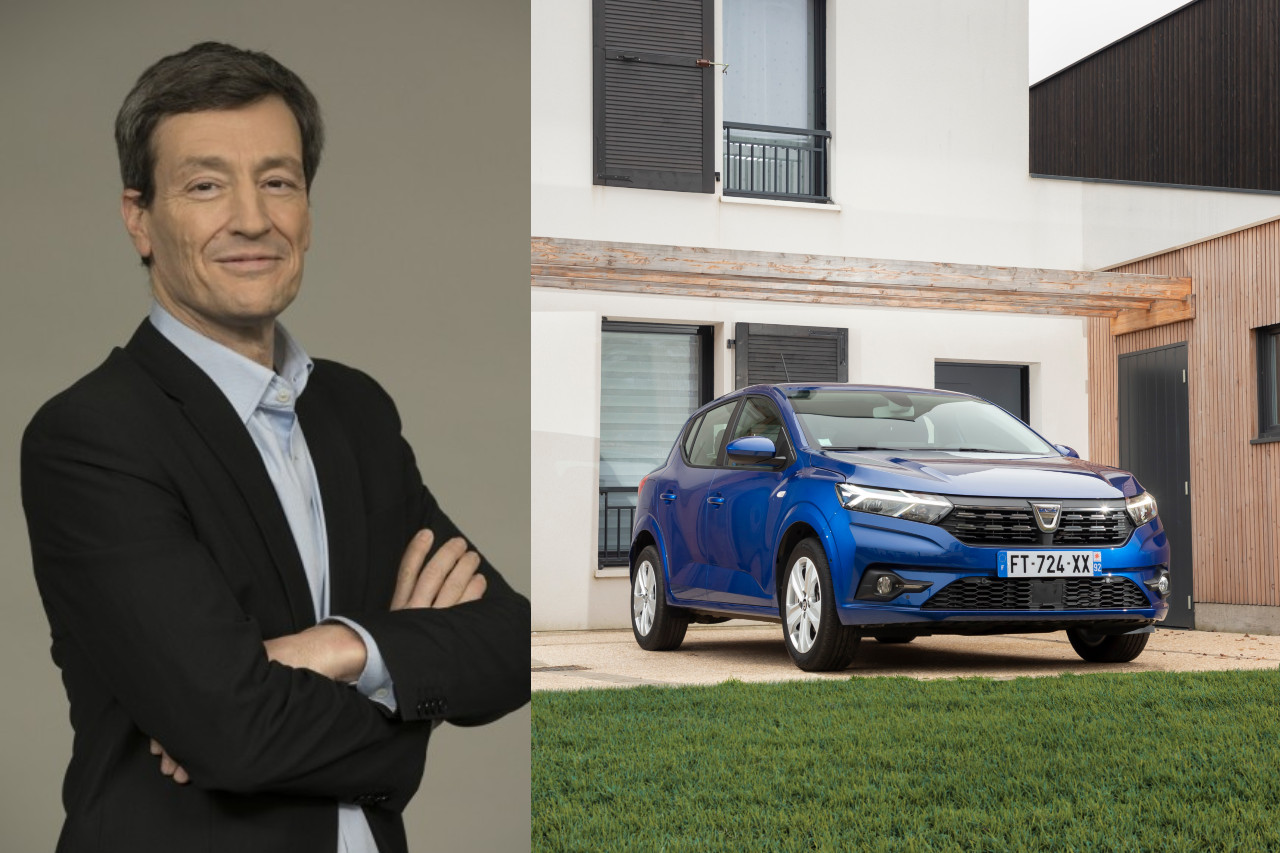 """Thomas Dubruel, Dacia : """"Avec la Spring, nous souhaitons donner accès à tous au véhicule électrique"""""""