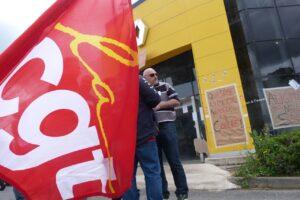 Fermetures et cessions des établissements RRG : la CGT monte au créneau