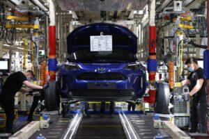 Toyota gonfle ses effectifs d