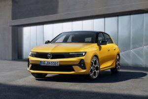 Opel Astra, un goût de 308