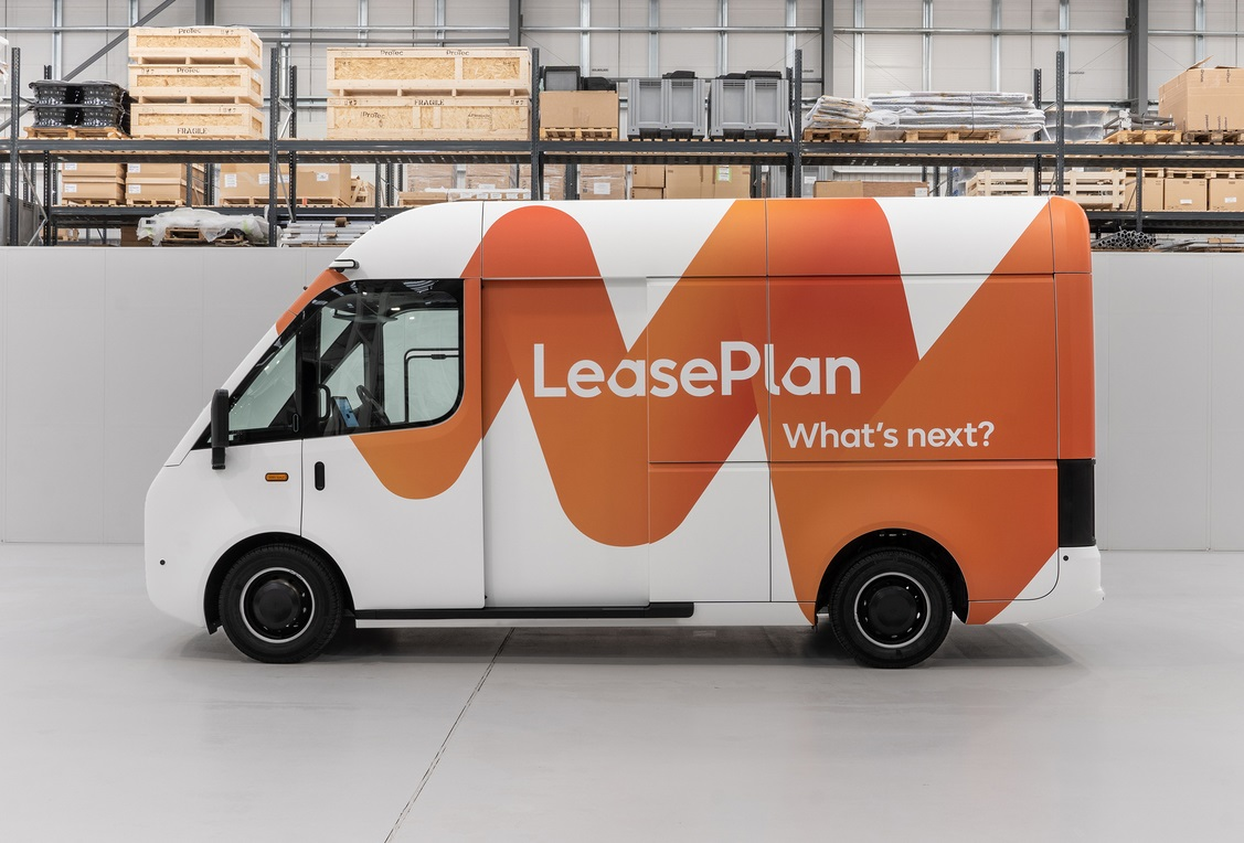 LeasePlan commande 3 000 fourgons à Arrival
