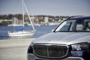 Solide bénéfice pour Mercedes au deuxième trimestre 2021