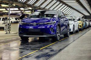 La percée électrique se confirme pour le groupe Volkswagen