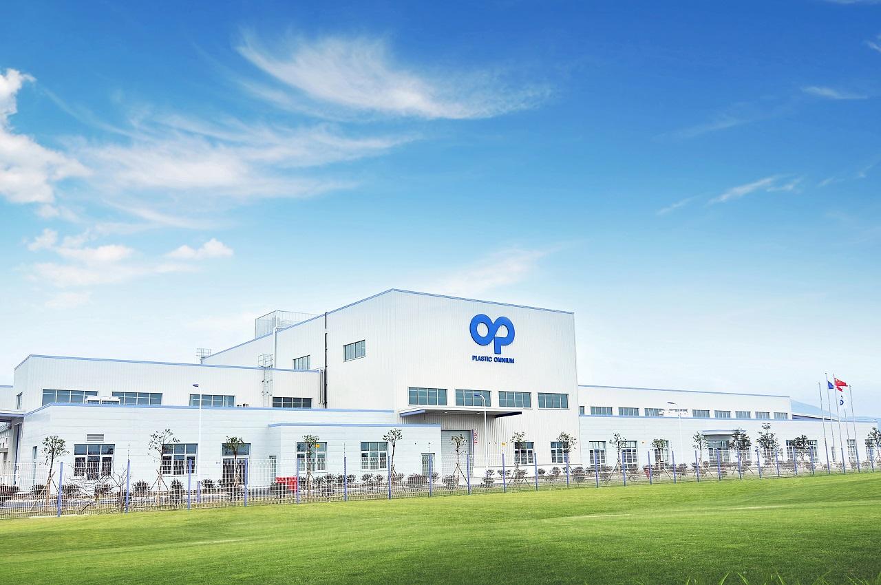 Plastic Omnium signe une performance solide au premier semestre 2021