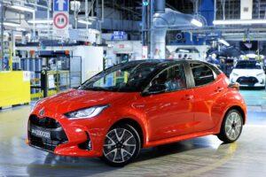 Toyota Europe confirme au premier semestre 2021