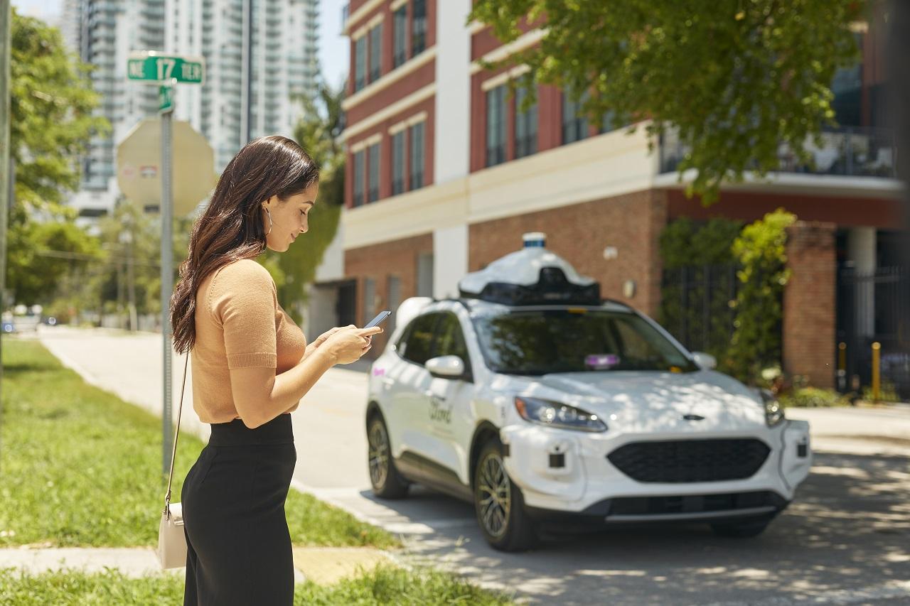 Ford va faire rouler des VTC autonomes avec Lyft