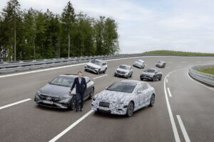 Mercedes prêt à devenir totalement électrique