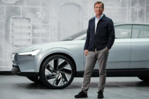 Volvo sur sa lancée au premier semestre 2021