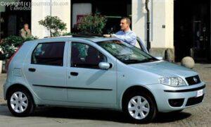 Baisse de 20 % pour Fiat en 2006