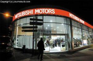 Mitsubishi simplifie sa distribution