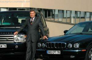 """Entretien avec Didier Pedelmas, Directeur général de Land Rover France et directeur général de Jaguar : """"Nous cherchons l"""