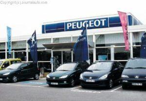 GGP Peugeot à Aix