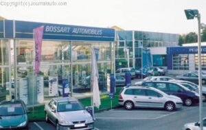Bossart Automobiles Sarl Peugeot