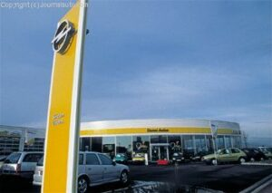 Le contrat Opel à l