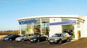 Le réseau Volvo sur de bons rails