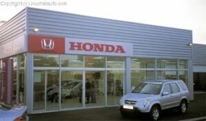 Honda : Une si longue absence