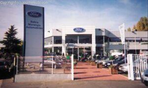 Behra Morangis Automobiles élue Concession de l'année 2003