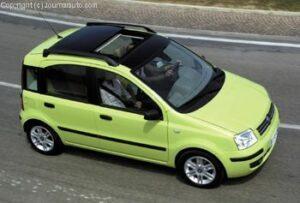 "Fiat Panda : ""l'Elue"""
