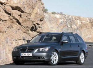 BMW Serie 5 Touring : Une aristocrate sans particules !