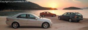 Mercedes Classe C : Pour plus de dynamisme