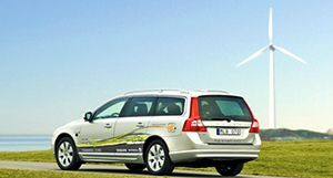 Volvo branché sur l'hybride